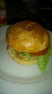 petits hamburger maison